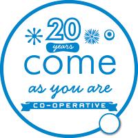 Come As You Are logo