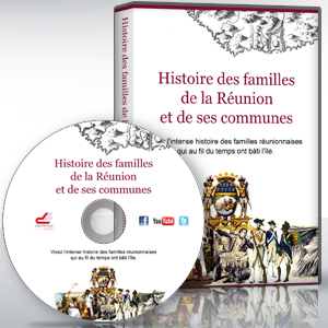 Histoire des familles de la Réunion