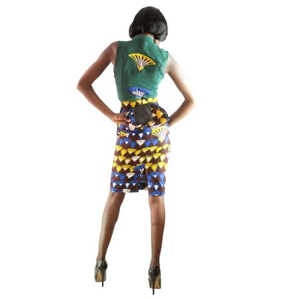 Vanessa Augris fashion design