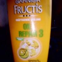 Garnier Fructis 3 oils