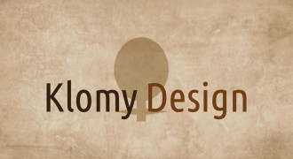 logo klomy design