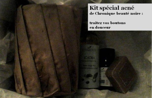 kit spécial acné