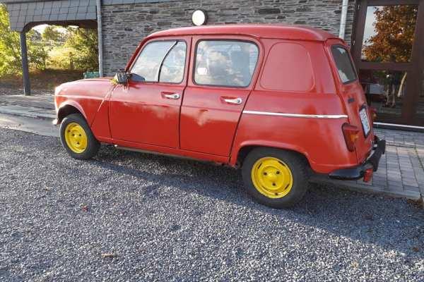 Restauration Renault 4L #1 : Une impression de déjà vu…