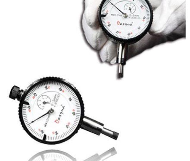 Dasqua Mini Dial Gauge 0 3 Mm X 0 01 Mm With Lug