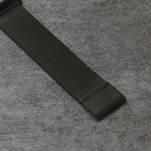 all black watch strap
