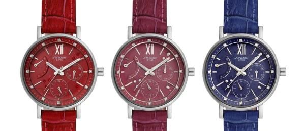 three shades of sinobi watch