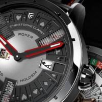 Ένα ρολόι για τους φίλους του πόκερ