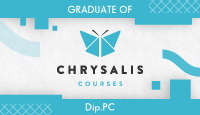 I'm a graduate of Chrysalis Courses