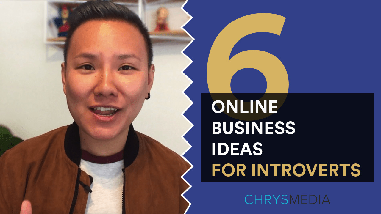 6 Online Business Ideas For Introverts