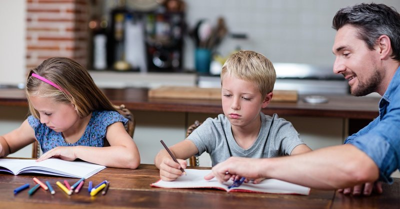 Top 4 Reasons Why Parents Homeschool Their Children