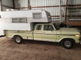 Truck and Camper in Live Auction!