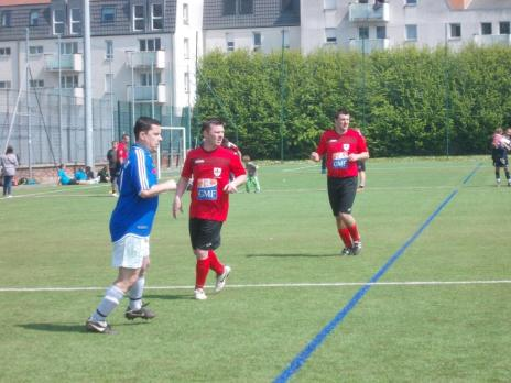 Tournoi de football interpolice La Madeleine