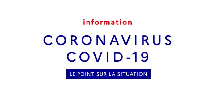 CORONAVIRUS (Covid19) : Recommandations du CRCM de Tours