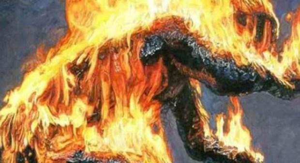 أكادير…ستيني يضرم النار في جسده بسبب مشاكل عائلية