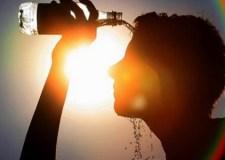 اجواء حارة يوم غد الاثنين بعدد من المناطق بما فيها سوس ماسة