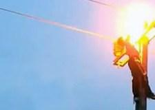 """إنزكان … """" الهوت تنسيون """" يتسبب في وفاة عامل بصعق كهربائي في حادث مأساوي"""