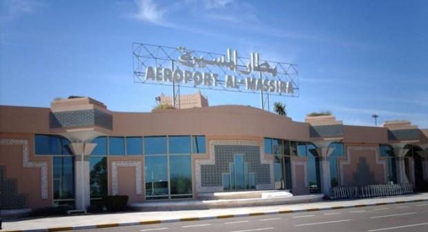 تقديم مواقيت الرحلات بالمطار بساعة واحدة ابتداء من هذا التاريخ