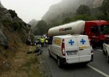 أسرة مغربية من 5 أفراد تلقى حتفها في حادث مروع