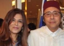 """سرقة السيارة الدبلوماسية لسفير المغرب باليونان """"زوج سميرة سطايل"""""""