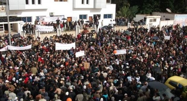 الاتحاد المغربي للشغل ينتفض ضد قانون الإضراب