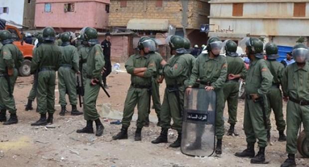 السلطات تلجأ للقوة لتفريق محتجين وتعتقل 11 منهم بإقليم تنغير