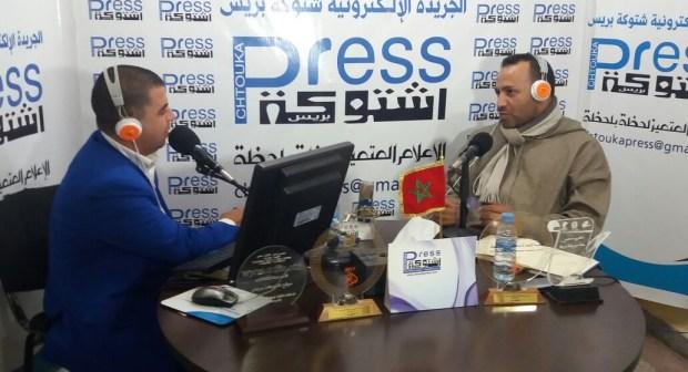 بالفيديو..اشكالية الماء الصالح للشرب وغيرها من المشاكل التنموية بجماعة تويزكي باسا الزاك