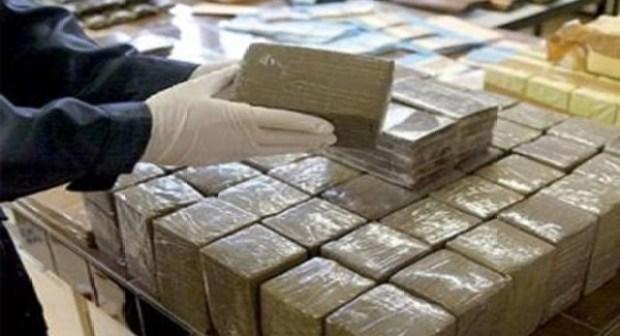الديستي والفرقة الوطنية يحبطان عملية تهريب 10 أطنان من المخدرات