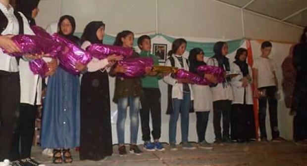 ايت عميرة:اعدادية 11 يناير تخلق الحدث في اليوم العالمي للمرأة.