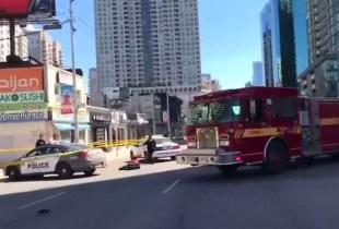 كندا..9 قتلى و16 جريحاً بحادثة دهس في تورونتو