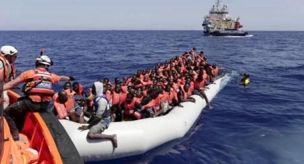 المغرب يوقف 80 مهاجرا قبل إبحارهم إلى إسبانيا