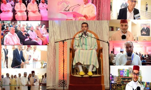 بالفيديو: بيوكرى…حفل إفتتاح الدورة التاسعة للمهرجان الإقليمي للقرآن الكريم