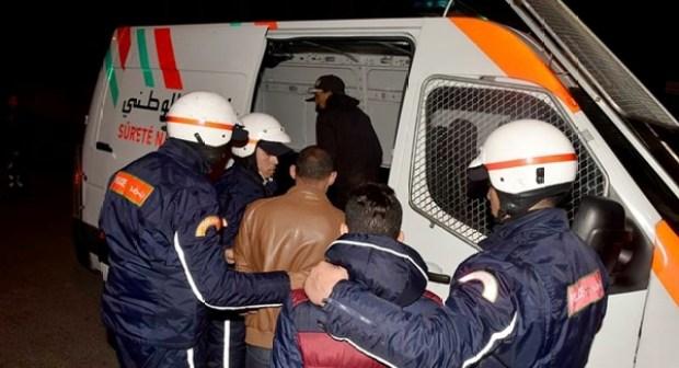اعتقال 16 شخصا لارتباطهم بشبكة إجرامية تنشط في تنظيم الهجرة السرية
