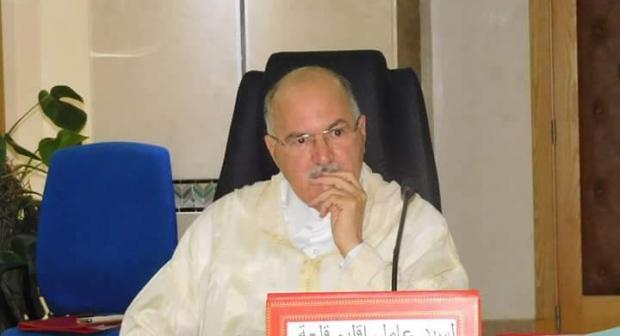 والي مراكش يطالب بإقالة المستشارين المتغيبين عن دورات المجلس االجماعي