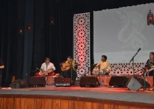 اختتام هندي مغربي للدورة الثانية لمهرجان موسيقى الروح بأكادير
