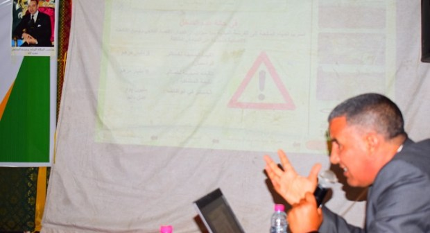 بالفيديو..مدير مشروع تحلية مياه البحر بشتوكة أيت بها يستعرض تفاصيل المشروع