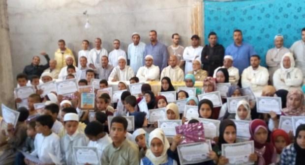 أيت عميرة..تنظيم مسابقة في قراءة و تجويد القرآن الكريم