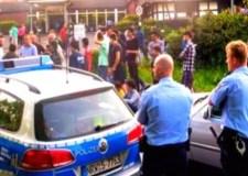مراهق ألماني يتسبب في مقتل مهاجر مغربي بسبب شجار على فتاة