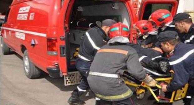 عاجل بأيت عميرة… مصرع شخص و إصابة خمسة أخرين في حادثة سير خطيرة