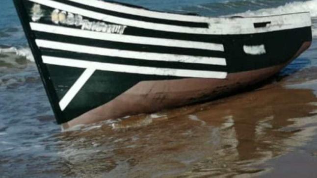 عاجل بماسة..اختفاء قارب صيد بالبحر في سيدي بو الفضايل والسلطات تستنفر اجهزتها