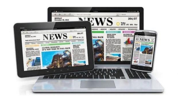الصحافة الإلكترونية بين الحضور الإعلامي وقانون الصحافة