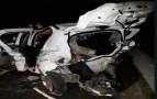 مصرع سائق سيارة أجرة وإصابة ستة من الركاب خلال حادثة سير خطيرة