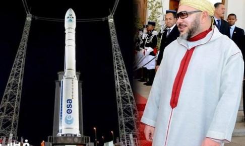 في هذه الساعة.. المغرب يُطلق القمر الصناعي الثاني اليوم