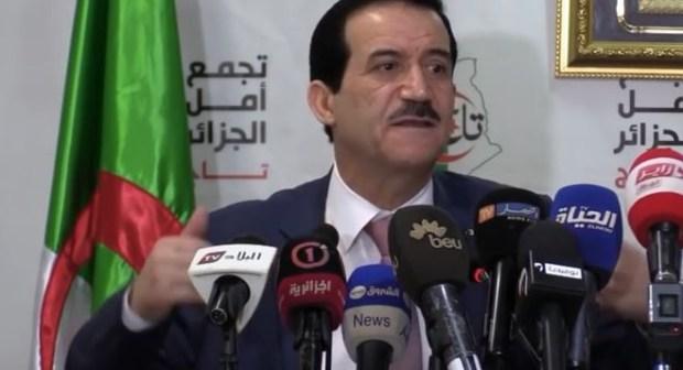 """وزير جزائري يكرر الاسطوانة المشروخة : """" المغاربة نمدّولهم في السكّر والزيت وهما يمدّولنا الحشيش والمخدّرات !!!"""