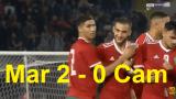 بالفيديو..المنتخب المغربي يفوز على الكاميرون 2 – 0