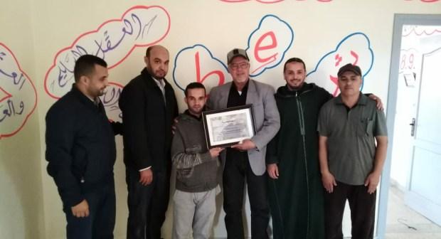 ايت ميلك : انتخاب الاستاذ ابراهيم الصابري رئيسا لجمعية الجيل الجديد بايت عدي