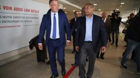 رئيس الإتحاد الإفريقي لكرة القدم : بعض البلدان الإفريقية تغار من المغرب
