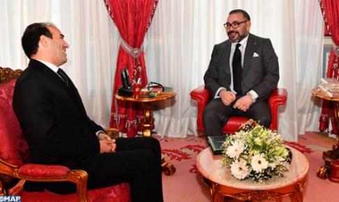 الملك يعين محمد بشير الراشدي رئيسا للهيئة الوطنية للنزاهة والوقاية من الرشوة