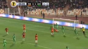 نهضة بركان يتأهل إلى دور المجموعات بعد سحقه جاراف دي دكار السنغالي بخماسية..فيديو