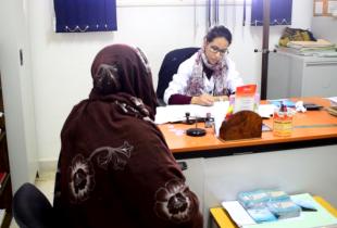بالفيديو..حملة طبية متعددة التخصصات بالمركز الصحي بييوكرى