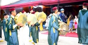 بالفيديو..الجيل الصاعد بسيدي بيبي تحتفل بعيد الأم في حفل بهيج
